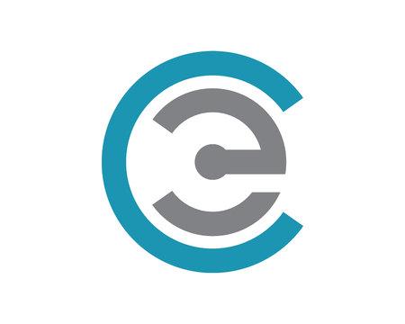 C Lettre Logo