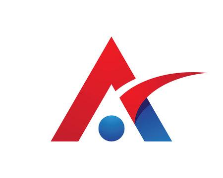 logo: Bir Harf Logo Şablon