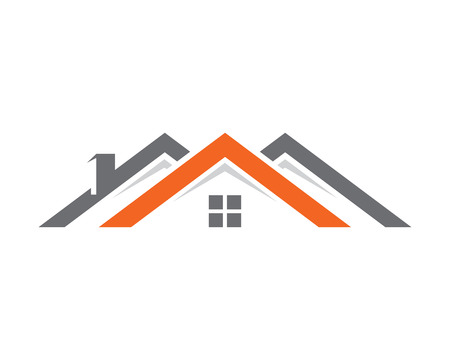 Property Logo Template 일러스트