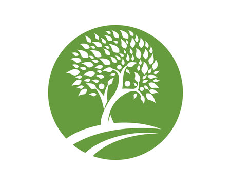 children health: Family Tree Logo