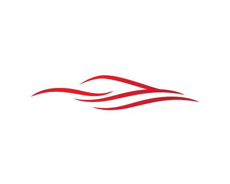 Auto voiture Logo Template