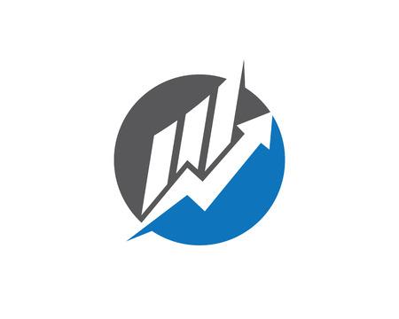 comercial: Business Finance Logo