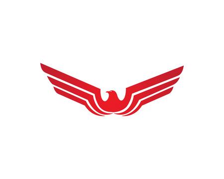 Falcon Template