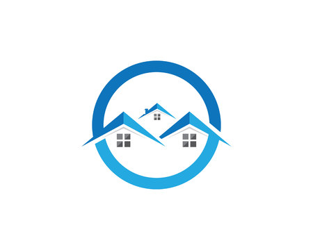 compas: Home and Building Business Property Logo Template