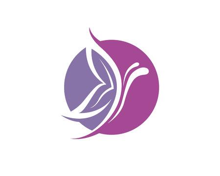 Farfalla Logo Template