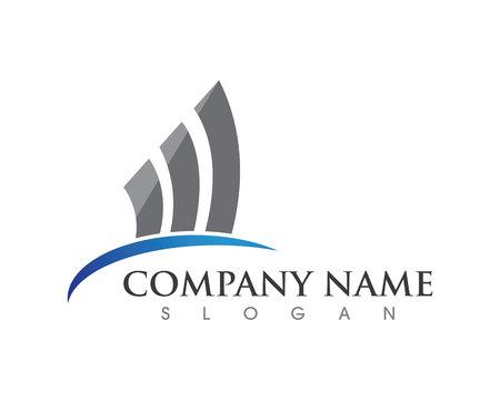사업 금융 로고