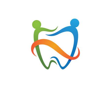 stomatologist: Dental logo Template