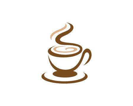 Coffee Icon Template vector icon design