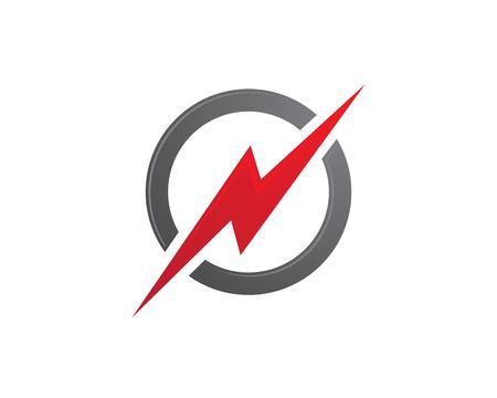 Power Logo Template  icon