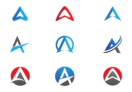 alfabet: A Letter Logo Business Template