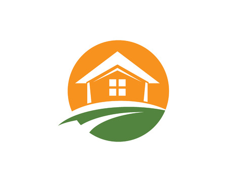 creation of sites: property logo template
