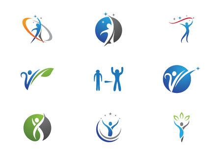 Saludable Logo Vida
