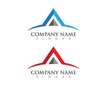 alfabet: A Letter Logo Template