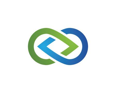 Business corporate Logo Template. Illustration
