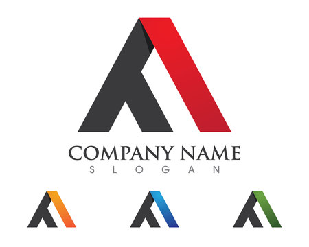 alfabet: A Letter Template