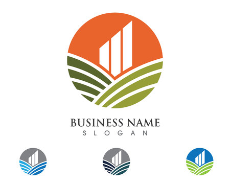 R Letter Logo Business professional logo template Stock fotó - 72952947