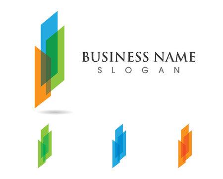 R Letter Logo Business professional logo template