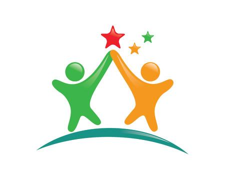 Logotipo de la atención comunitaria