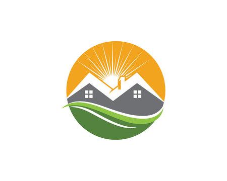 Modello di Logo di proprietà
