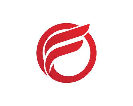 F Letter Logo Logo