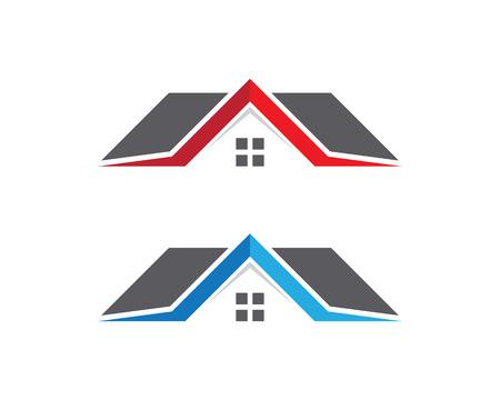 ownerships: Property Logo Template Illustration
