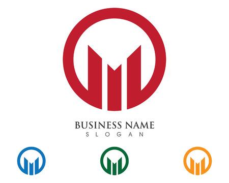 M Letter Logo Stock Vector - 75255331