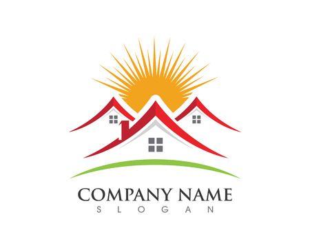 Abstract property Logo Template