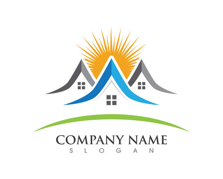 Proprietà Logo Template