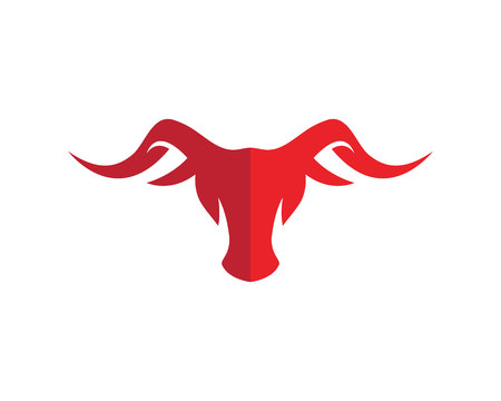 basque country: Taurus Logo Template
