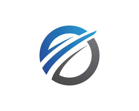 Faster Logo Template vector icon illustration design Illustration
