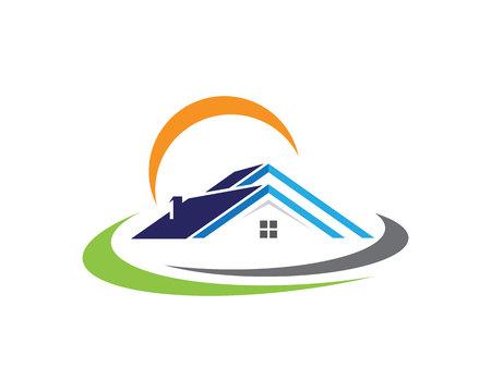 Property Logo Template.