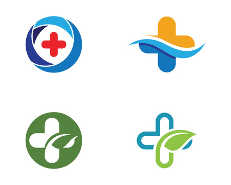 Cloud Health Medical Logo Gen