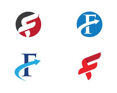 F Letter Logo Stock Vector - 81941774