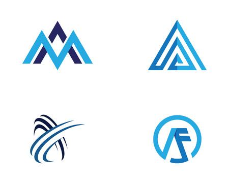 direct: A Letter Logo. Vector illustration. Illustration