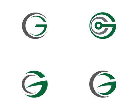 G Letter Logo Illustration