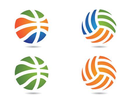 basketball dunk: Basketball player jumps to dunk Vector illustration.