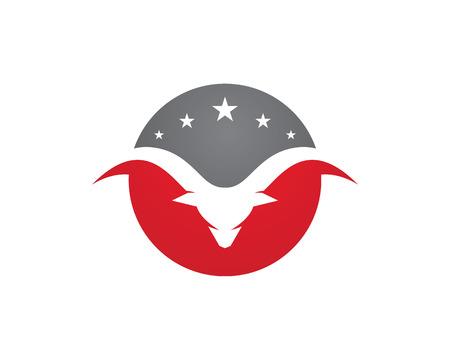Taurus Logo Template.