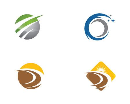 Faster Logo vecteur modèle de conception icône illustration Banque d'images - 84263165