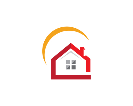 house logo: Property Real Estate Logo Template