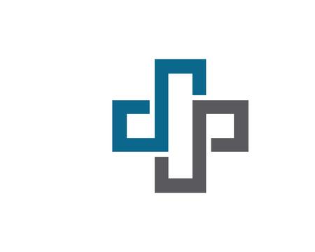 Health Medical Logo Gen on a plain background.
