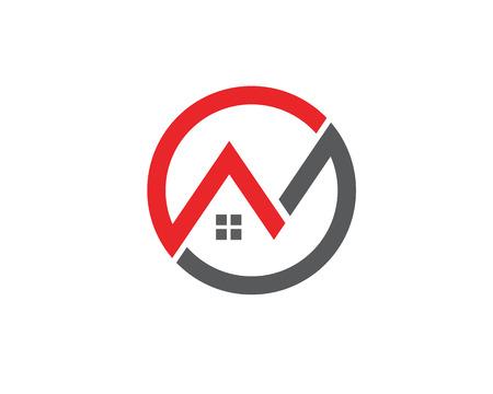 Property Logo design template