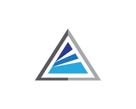 편지 로고 비즈니스 템플릿 벡터 아이콘 디자인