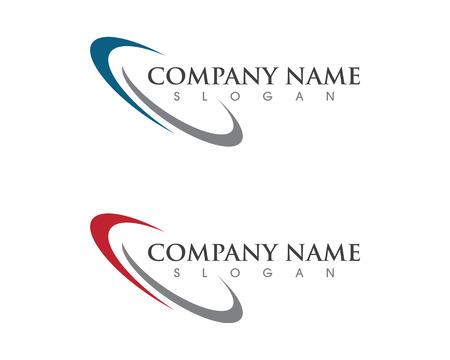 Más rápido del logotipo del vector plantilla de diseño icónico Foto de archivo - 87749020