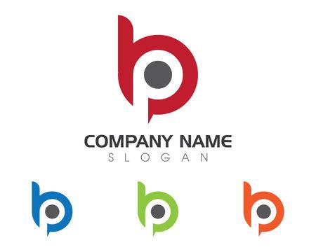 B Buchstaben-Logo Business-Vorlage Vektor-Symbol Standard-Bild - 88045197