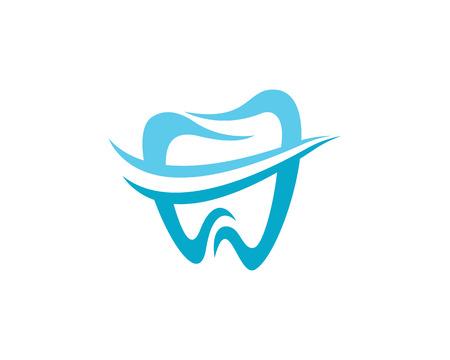 Dental icon Template vector illustration icon design Illustration