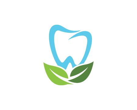 Dental icon Template vector illustration Illustration