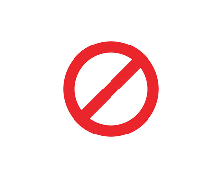 Prohibited icon Çizim