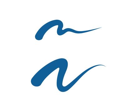 M Letter Logo Template Vector Icon Illustration Design Illustration