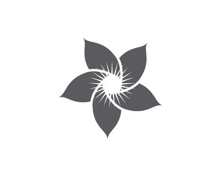 Jasmine flower icon vector illustration. Banque d'images - 100737240