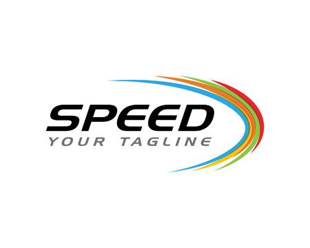 speed icon simple design illustration vector